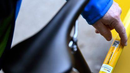 QR-code wordt wapen in de strijd tegen Brusselse fietsdieven