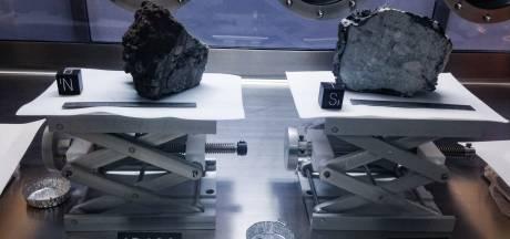 NASA haalt nooit bestudeerde maanstenen uit kluis voor jubileum maanlanding