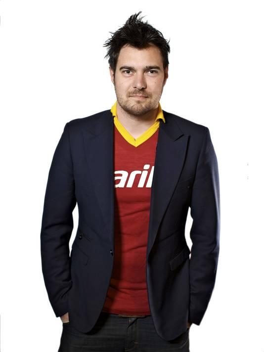 Sjoerd Mossou, columnist van AD Sportwereld.