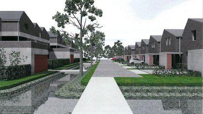 32 woningen op komst in Vossenberglei
