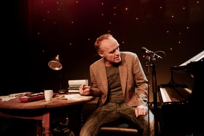 Stef Bos is een van de artiesten op het UIT Festival, zondag. Foto Michiel Crijns