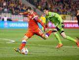 België ondanks blunder Courtois langs Rusland