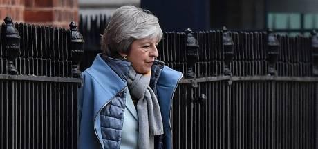 'Britse premier May overweegt wijziging Goedevrijdagakkoord'
