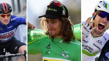 3 topspurters, 3 uitdagingen: welke snelle man realiseert in Tour huzarenstukje?