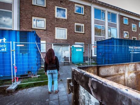 Huurders slooppanden hebben allemaal een nieuwe woning gevonden