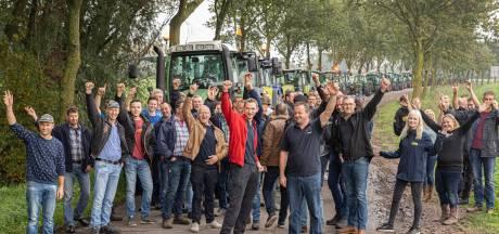 Gelderse boeren 'ontzettend blij' met intrekken stikstofmaatregelen