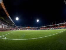 NAC in Volendam gesteund door 1.400 supporters