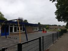 Inbraak bij school De Borgh in Hengelo: 'Al langer last van vandalisme'