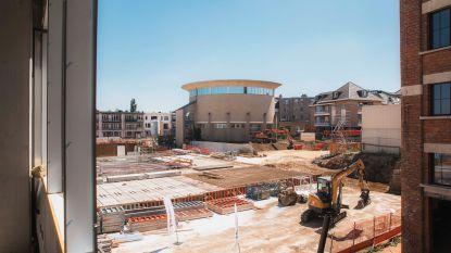 IN BEELD: Bouw nieuw stadhuis Beringen is op kruissnelheid
