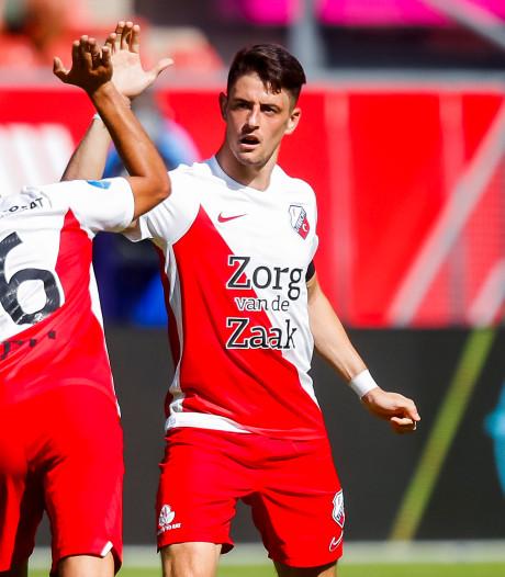 FC Utrecht-spits Dalmau mag hopen op rentree in 2019