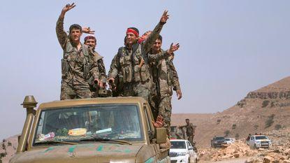 Koerden verdrijven IS uit Mabrukeh