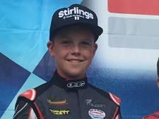 11-jarige kartcoureur uit Bodegraven verovert ticket voor WK-debuut