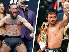Un nouveau combat du siècle? Manny Paquiao veut affronter Conor McGregor