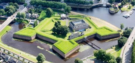 Historische Citadel als startplaats Vuelta in Den Bosch