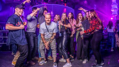 """Ondanks sluiting Kompass ging gepland feestje tóch door... in Zomergem: """"Dit is een klein mirakel"""""""