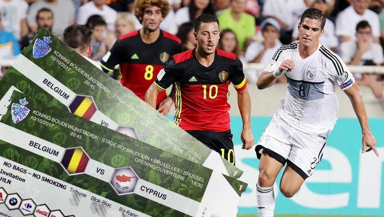Win nu tickets voor de match van volgende dinsdag!