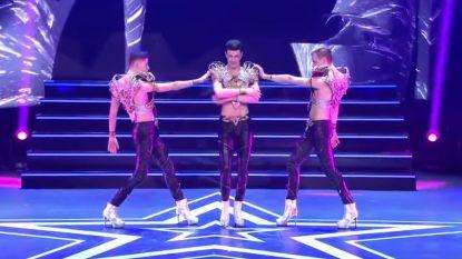 Belgisch danstrio in finale 'Holland's Got Talent'