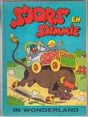 Sjors en Sjimmie getekend door de illustrator Frans Piët.