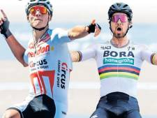 Van der Poel vs. Sagan: primeur!