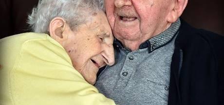 Ada (98) zorgt voor 80-jarige zoon: Moeder ben je voor het leven