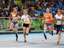 Para-atlete Van Gansewinkel uit Hilvarenbeek verbetert eigen wereldrecord