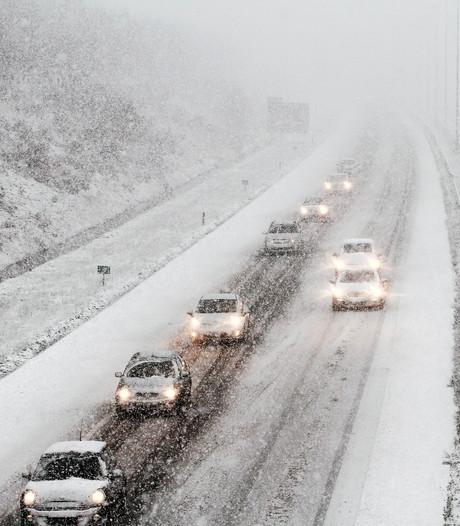 Opnieuw code oranje; mogelijk 20 centimeter sneeuw in Brabant