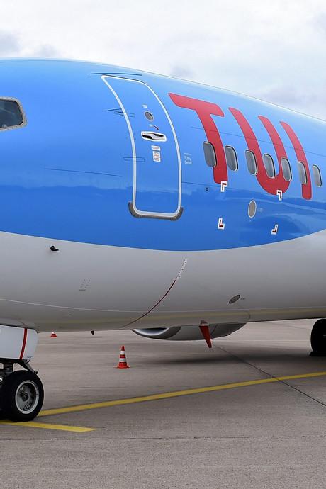 Noodoproep van Boeing boven Noordzee