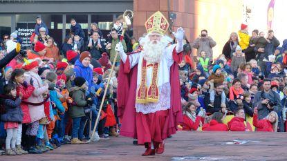 Eerste keer Sinterklaas op het Eilandje is voltreffer: 13.500 toeschouwers