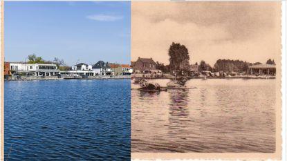 Vroeger en nu: Lake View aan Donkmeer prominent in beeld