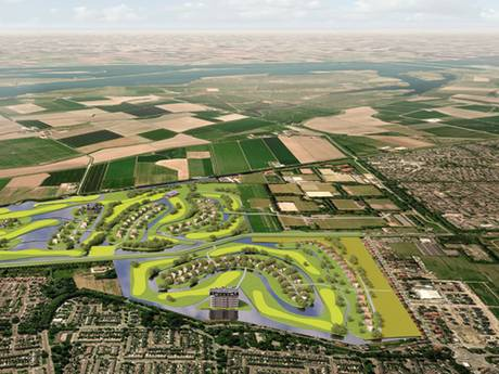Bouwfonds wil Dordtse villawijk Belthure Park toch bouwen