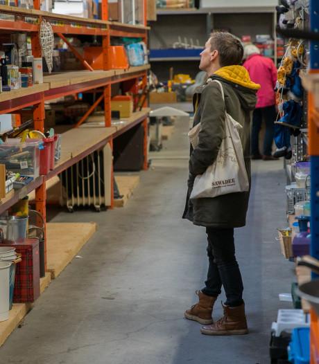De kritische kringloopwinkel wil geen dumpplek meer zijn