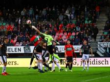 NEC-coach Gesthuizen trots op karakterploeg