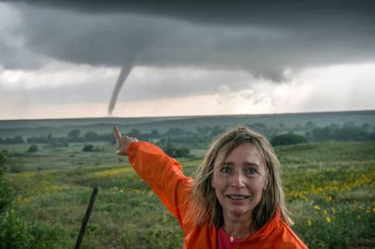 Voormalig weervrouw Margot Ribberink, een van de sprekers op de Klimaattop Zuid.