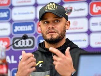 """Kompany en Anderlecht trappen tegen OH Leuven drukke maand januari op gang: """"Om de drie dagen een match: dat heb ik het liefst"""""""