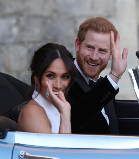 Harry en Meghan vullen opnieuw voorpagina's Britse kranten