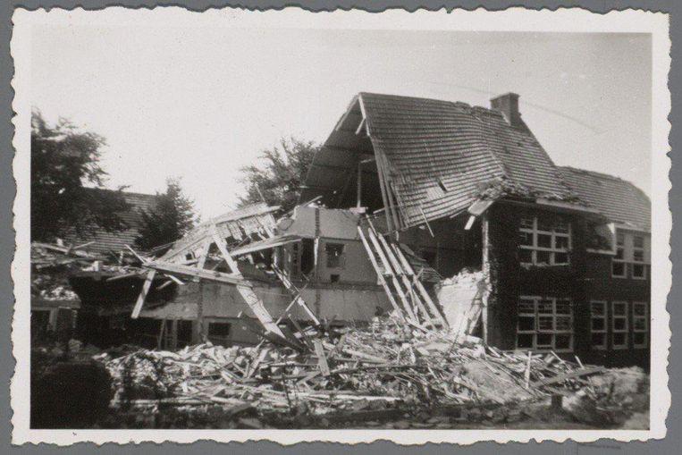 Meidoornweg; Bewaarschool Buiksloterdijk. Beeld Stadsarchief Amsterdam