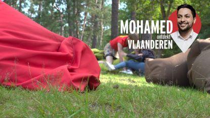 """""""Als ik ooit kinderen krijg, stuur ik ze op kamp"""": Mohamed ontdekt Vlaanderen"""