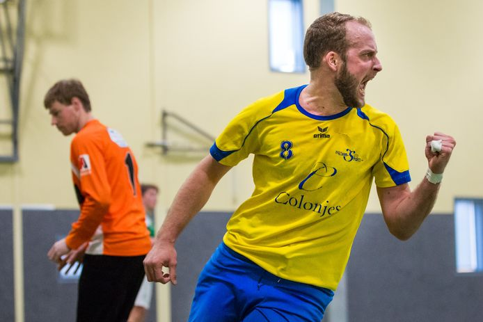11-11-2018: Hastu-Tonegido handbal De Gelderlander DG SPORT Nijmegen