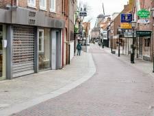 Lege winkelstraten in het Noorden: 'Winkels draaien 90 procent minder omzet'