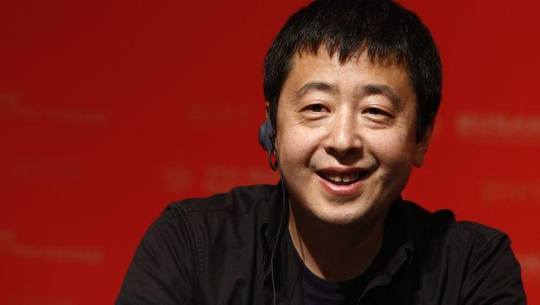 Jia Zhangke, regisseur. Beeld