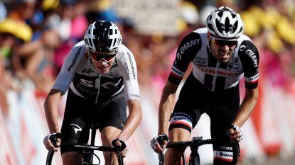 """Ook Froome en Dumoulin zagen indrukwekkende Van der Poel: """"Hij laat zien dat alle wielerwetten bullshit zijn"""""""