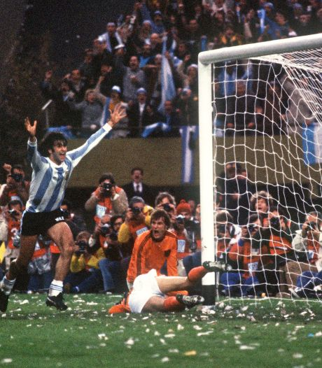 Jan Poortvliet is de enige Zeeuw die Maradona op het veld tegenkwam