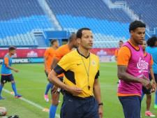 Bicentini en Room met Curaçao zeker van de Gold Cup