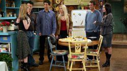 Verdwijnt 'Friends' binnenkort van Netflix? Media-experten denken van wel