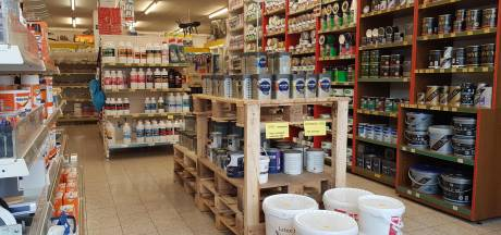 Doe-het-zelf-zaak redt het niet meer in Apeldoorn