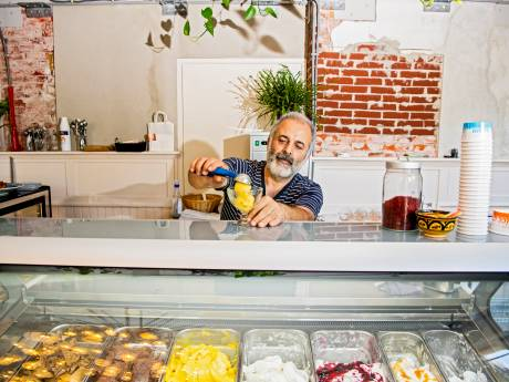 Van saffraan- tot sneeuwvlokjes: deze ijsjes van ver zijn gewoon te krijgen in Rotterdam