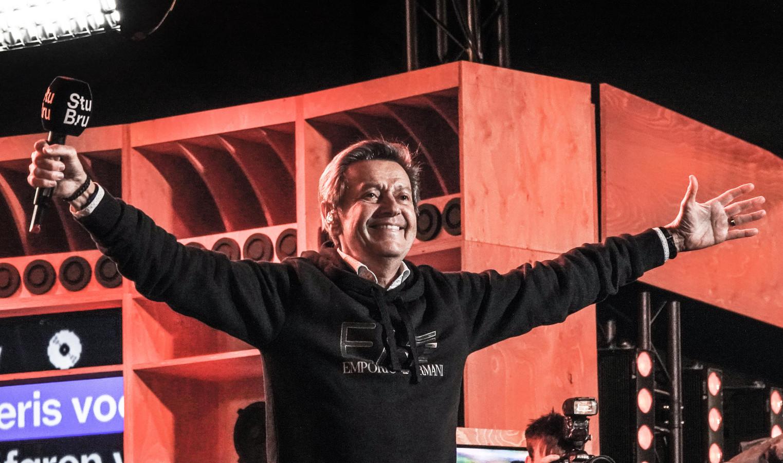 Willy Sommers komt zaterdag naar Lokeren voor een optreden op het Schlagerfestival.