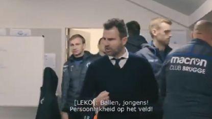 Football Talk België 05/03. Unieke beelden uit de Club Brugge-kleedkamer op Anderlecht - Tubeke en Lommel delen de punten in play-downs