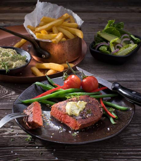 Engeland massaal naar winkel voor Sallandse vega-steak