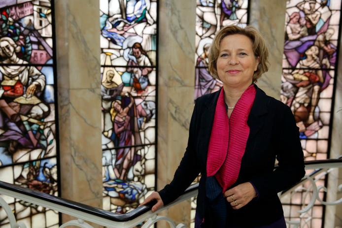 Annemiek Jetten werd verrast door de wethouders.